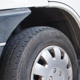 Высокое давление в шинах