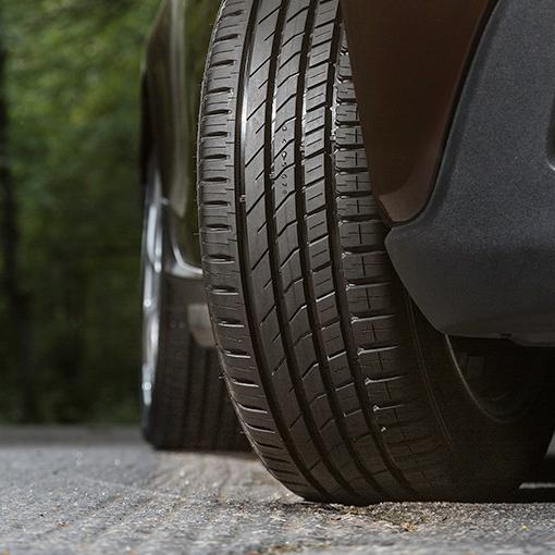 Каким должно быть давление в шинах?