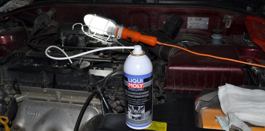 Как провести раскоксовку двигателя