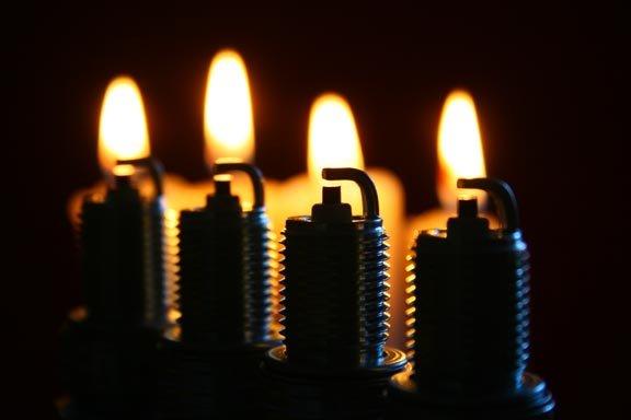 Из-за чего происходит пропуск зажигания в цилиндре