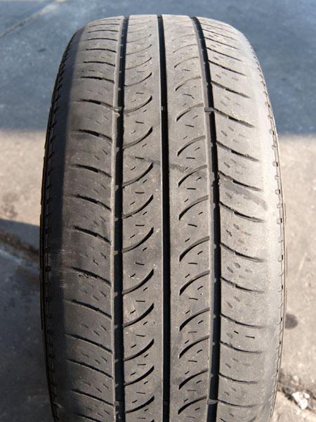 Износ шины по краям