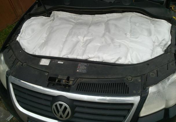 Как сшить автомобильное одеяло