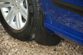 Виды брызговиков для автомобиля
