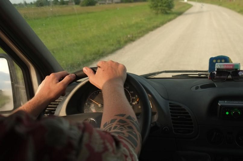 Почему трясет машину на скорости