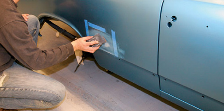 Ремонт авто ржавчина своими руками