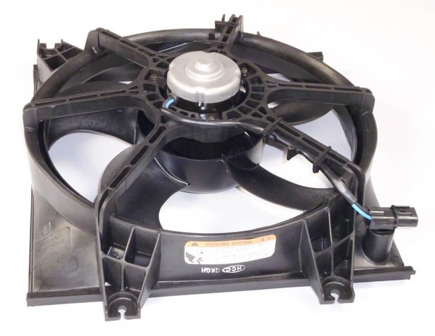 ne rabotaet ventilator ohlashdenia radiatora