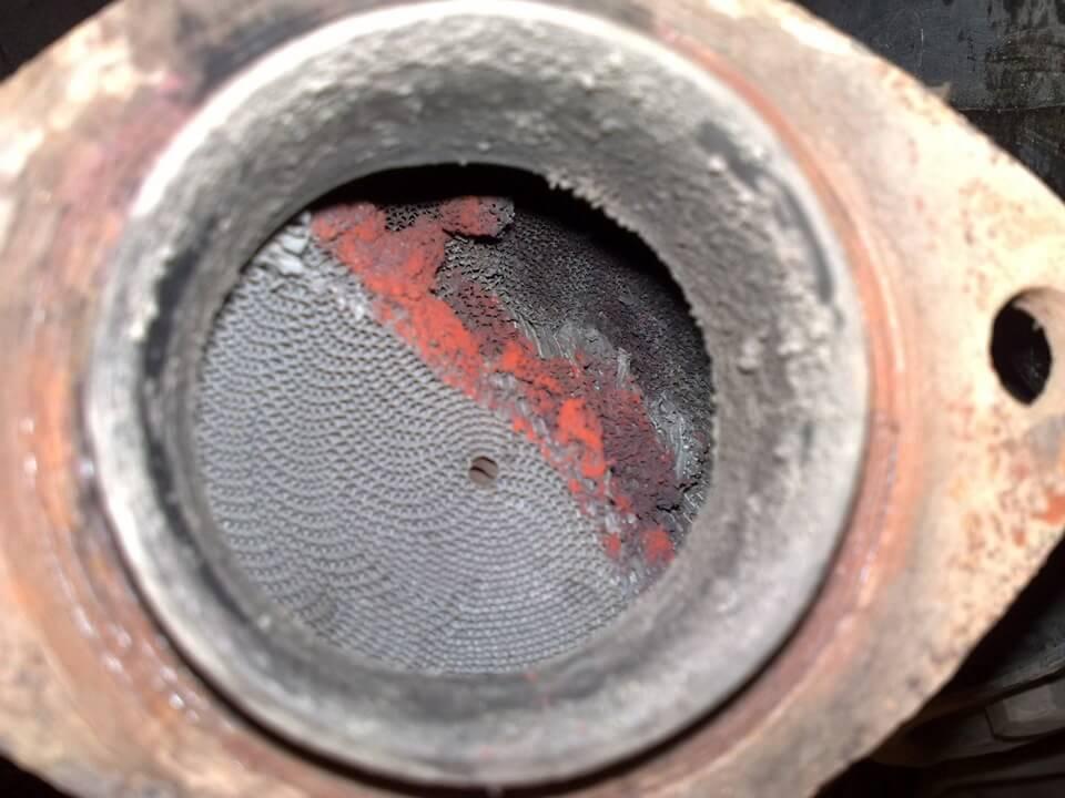 Как прочистить катализатор на машине? Химический или физический способ?