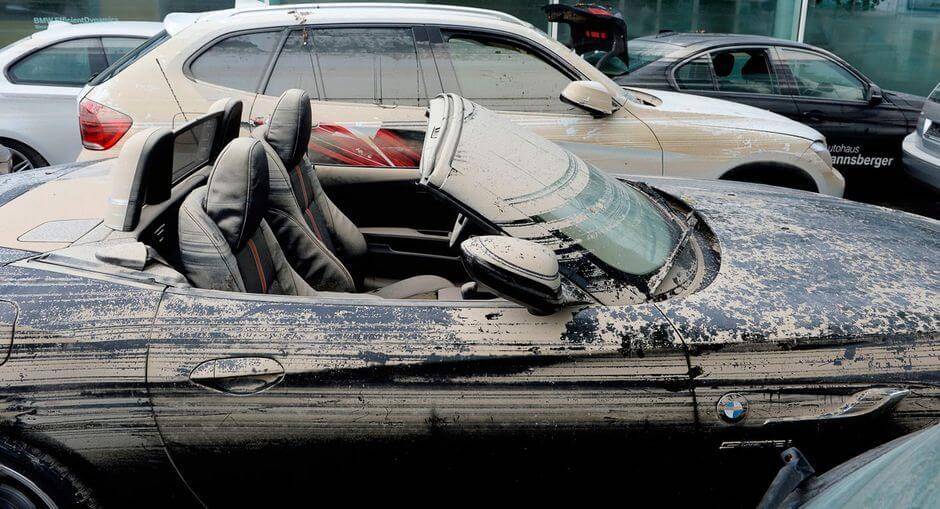 kak vosstanovit utoplenniy avtomobile