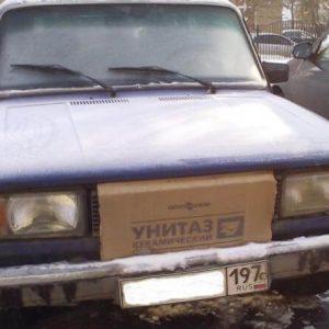 chem zakryvat radiator auto