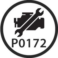 p0172 oshibka