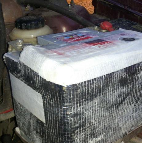 Правила хранения аккумулятора зимой