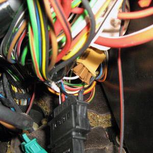 Проблемы с проводкой и разъемами