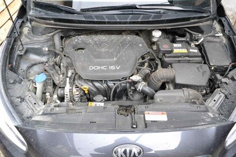 Подготовка к мойке двигателя автомобиля