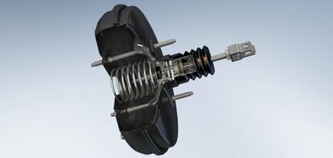 Признаки неисправности контрольного клапана вакуумного усилителя тормозов