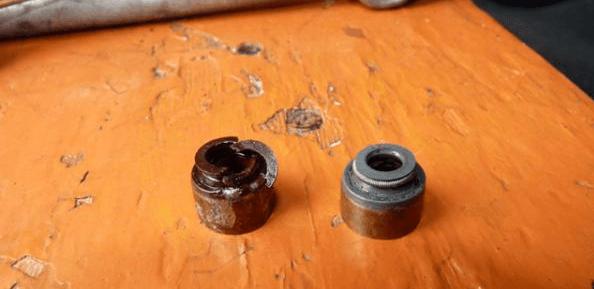 Image 6772 - Что будет если не менять маслосъемные колпачки